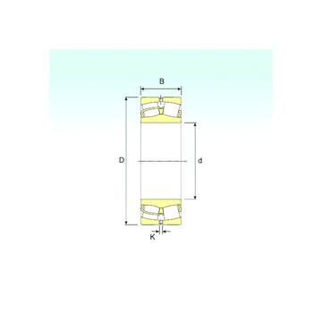 24056 ISB Spherical Roller Bearings