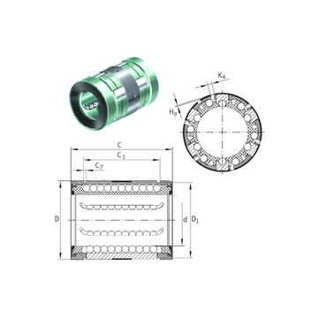 KN 30 B-PP INA Linear Bearings