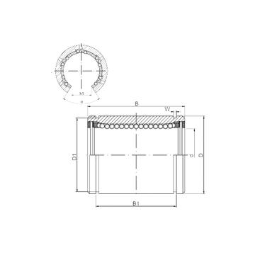 LM10OP CX Linear Bearings