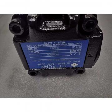 QT2323-6.3-6.3MN-S1162-A Japan Sumitomo QT Series Double Gear Pump