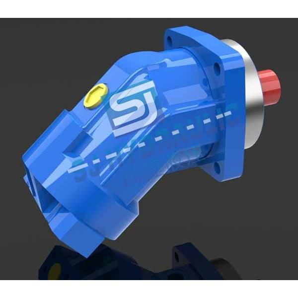 R902086884A8VO200LA1KH1/63R1-NSG05F820 imported with original packaging Original Rexroth A8V series Piston Pump